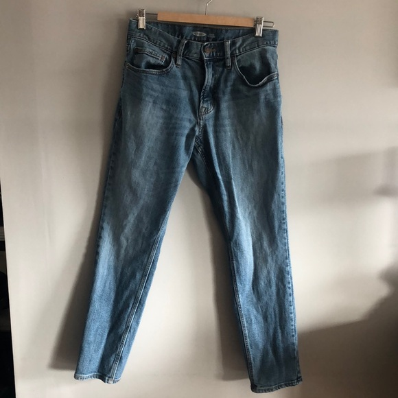 499d1038d Old Navy Jeans | Athletic Built In Flex | Poshmark